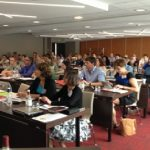 The growing success of the 2014 ML School: 75 wine experts and winemakers from 18 different wine countries