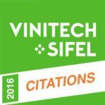 La levure IONYS™ citée dans les innovations du Vinitech Sifel 2016