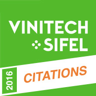 The wine yeast IONYS™ is cited in the Innovation awards at Vinitech 2016.
