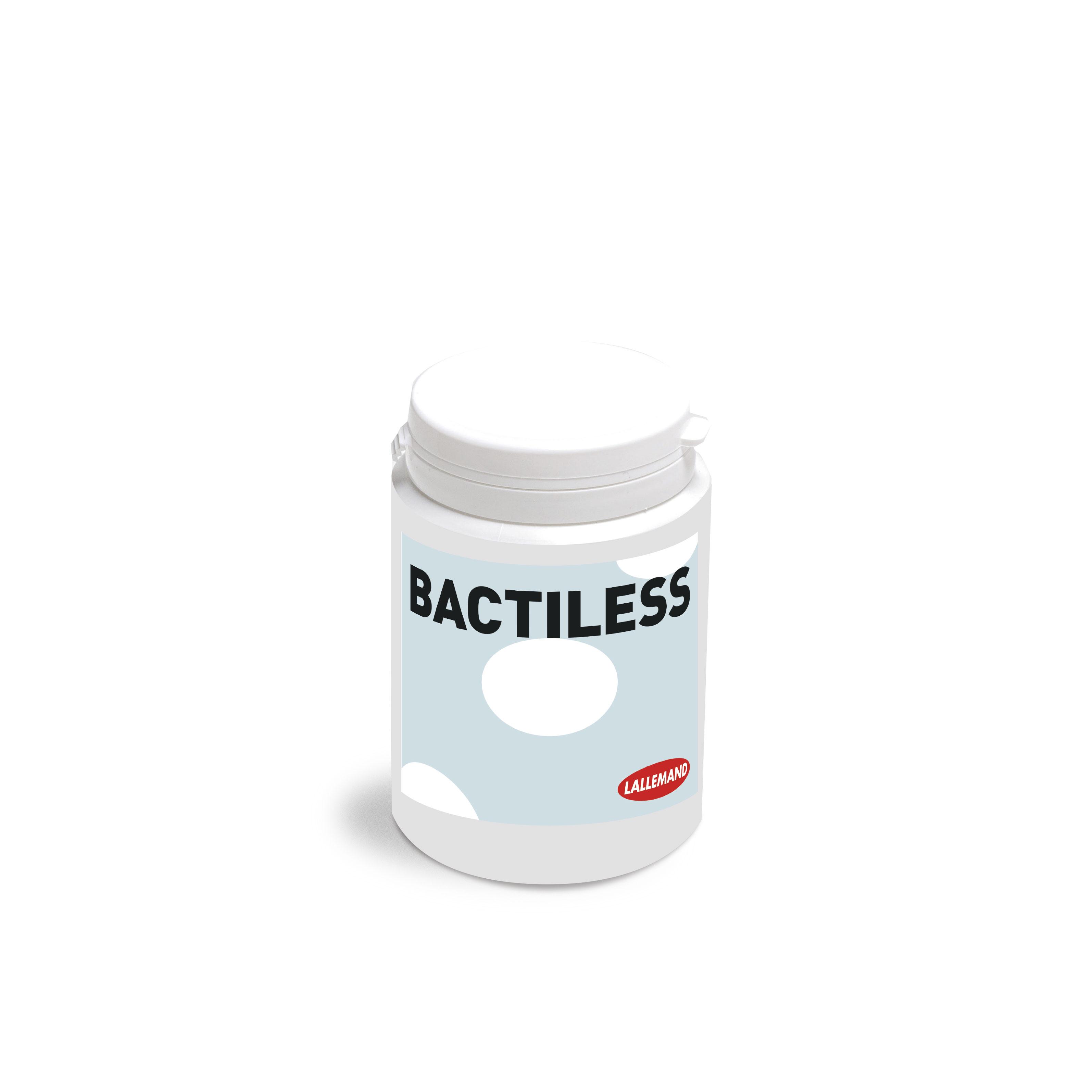 Soluciones Naturales – BACTILESS™: Control de Bacterias Nocivas