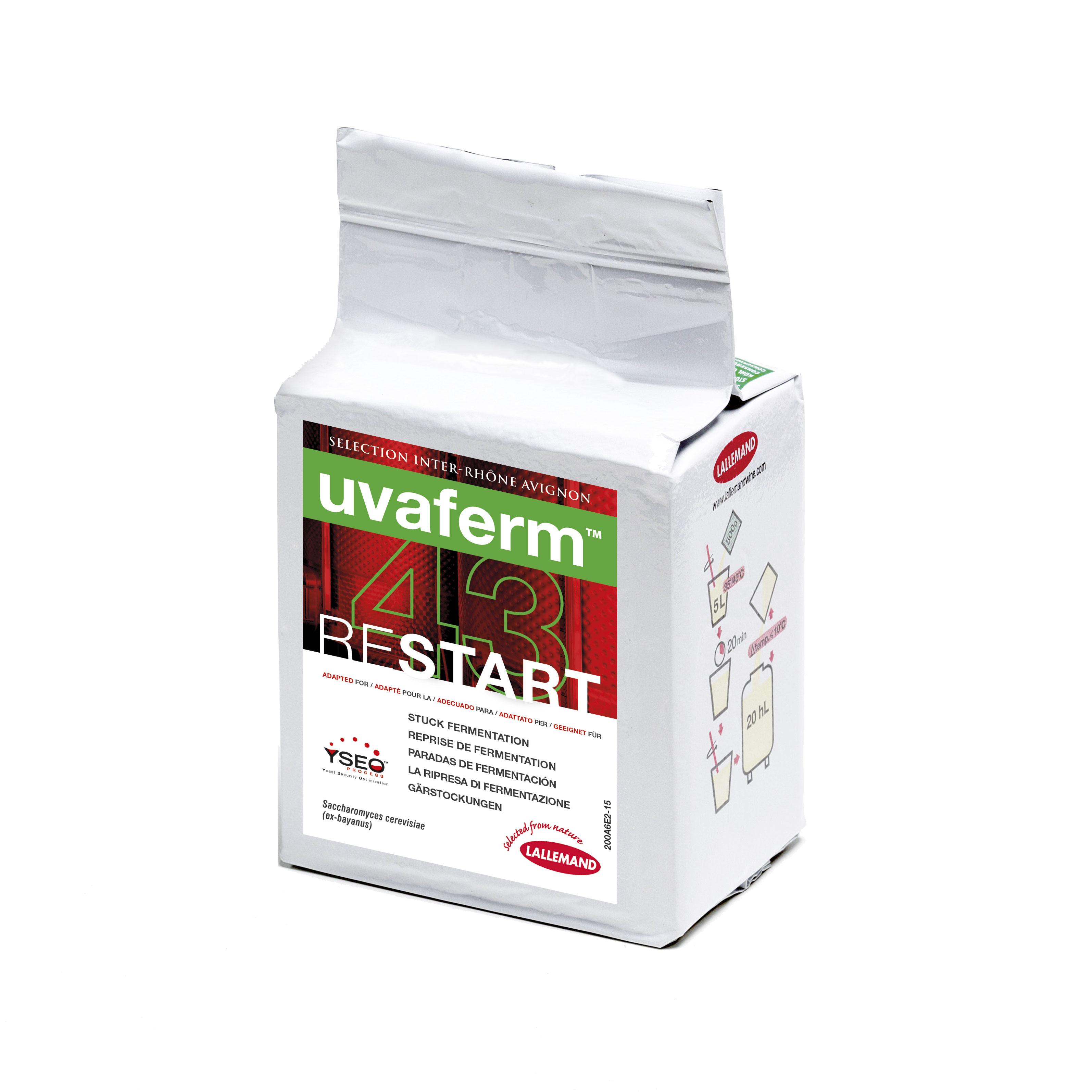 Un protocole facile à appliquer en cas d'arrêt de fermentation