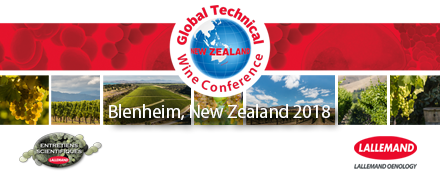 Lallemand Global Technical Wine Conference – New Zealand