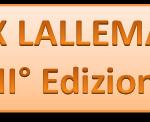 """Premio di studio per tesi di laurea """"PRIX LALLEMAND ITALIA"""" – Settima Edizione"""