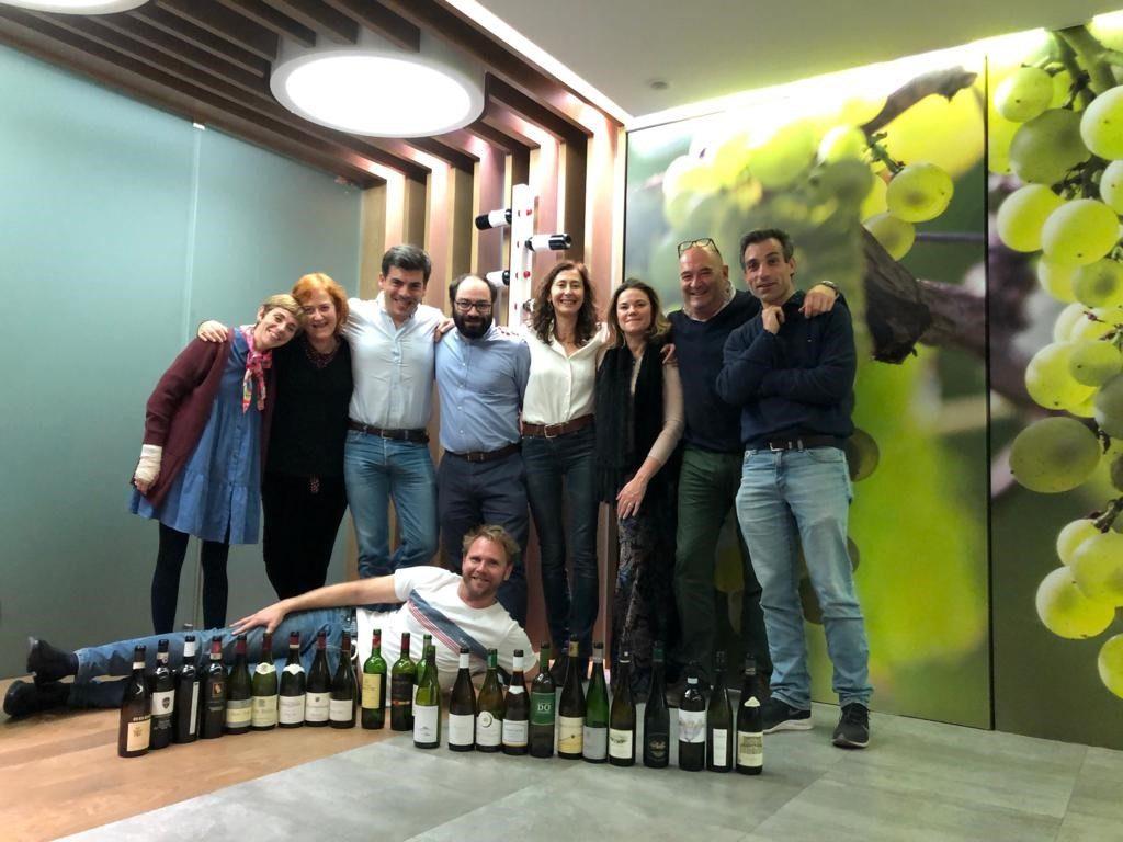 Master of Wine Student Latin Group