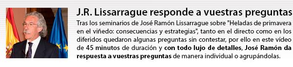 José Ramón Lissarrague responde a vuestras preguntas del seminario Web Lallemand BIO: Heladas de primavera en el viñedo
