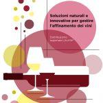 Soluzioni naturali e innovative per gestire l'affinamento dei vini