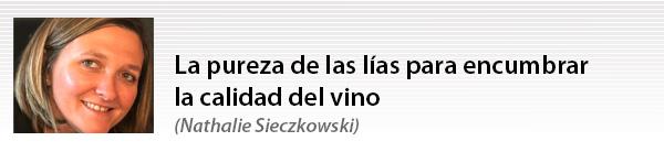 La pureza de las lías para encumbrar la calidad del vino
